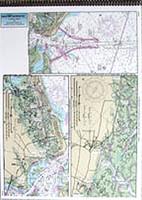 Captain Segull Chart - ICW: Casino Creek To Beaufort River- SC