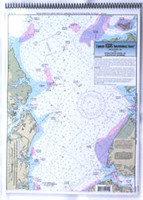 Captain Segull Chart - ICW: Neuse River to Myrtle Grove Sound- NC