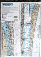 Captain Segull Chart - ICW: Palm Shores- FL to West Palm Beach- FL