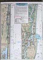 Captain Segull Chart - ICW: Tolomato River to Palm Shores- FL