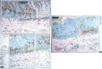 Captain Segull Chart - Inshore Marathon Key to Key West- FL