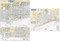 Captain Segull Chart - Jamaica Bay & Hempstead Bay- NY