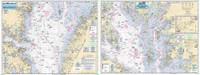 Captain Segull Chart - Middle Chesapeake Bay