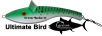 Carlson Ultimate Teaser Bird - Green Mackerel