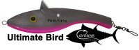 Carlson Ultimate Teaser Bird - Pink Gray