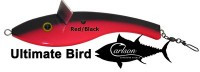 Carlson Ultimate Teaser Bird - Red Black