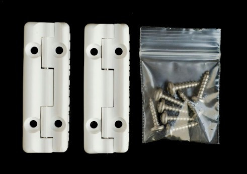 Cooler Shield Replacement Hinge for Igloo Coolers