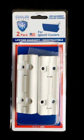 Cooler Shield Replacement Hinge Igloo 3 Pack
