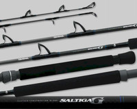 Daiwa Saltiga G Boat Rod Spinning M