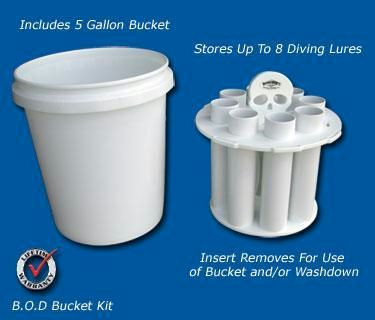 Deep Blue Marine Bucket Kit