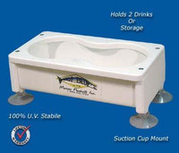 Deep Blue Marine Double Drink Holder DH2