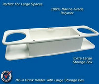 Deep Blue Marine Double Drink Holder MB4