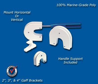 Deep Blue Marine Gaff Holder for 2in Hook Size