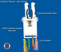 Deep Blue Marine Knife and Lure Holder