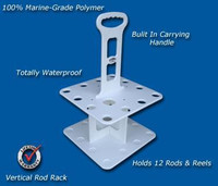 Deep Blue Marine Portable Rod Rack