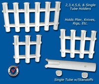 Deep Blue Marine Rod Holders for Home or Boat RH4