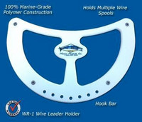 Deep Blue Marine Wire Leader Holder WR-1