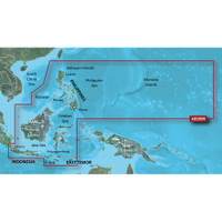 Garmin BlueChart g2 Vision - VAE005R - Philippines - Java Mariana Is. - microSD\/SD