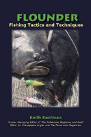 Flounder Fishing Tactics and Technique Book