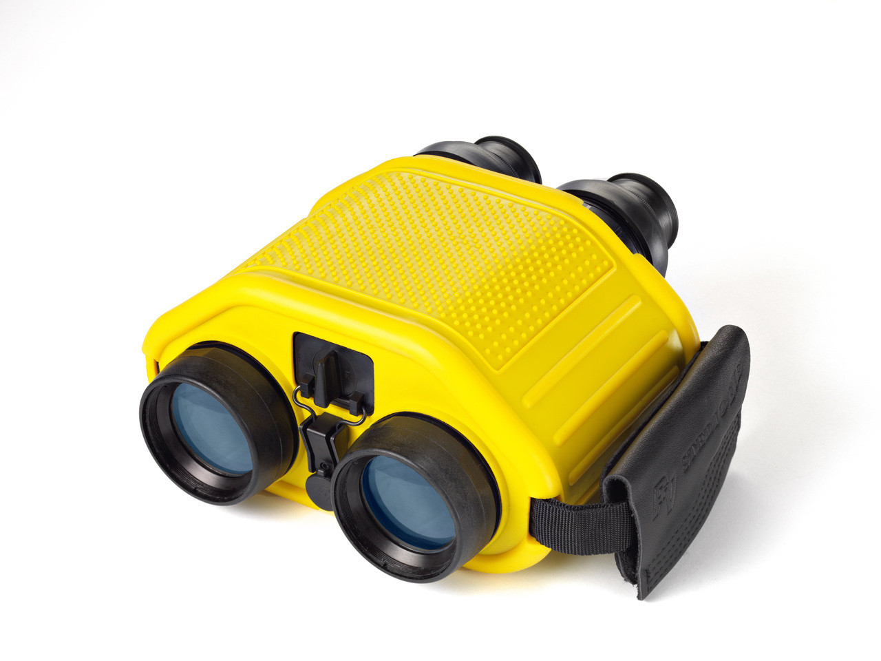 Fraser Optics Stedi-Eye Mariner Binoculars Yellow w/ Pouch
