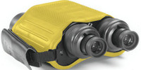 Fraser-Volpe Stedi-Eye Mariner Binoculars Yellow w/ Sleeve