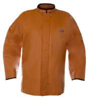 Grundens Brigg 41 Jacket - Orange - Small