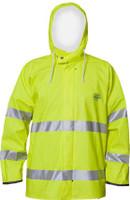 Grundens Petrus 44 Jacket Hi Vis Yellow Small