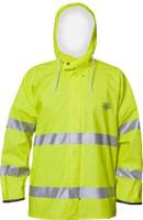 Grundens Petrus 44 Jacket Hi Vis Yellow X Small