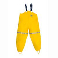 Grundens Zenith 294 Bib Yellow Size 6 years