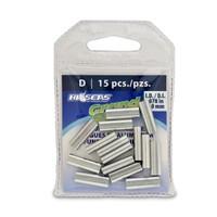 Hi Seas Aluminum Sleeve-D 15 Pack