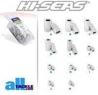 Hi Seas Aluminum Sleeve-D 500 Pack