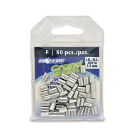 Hi Seas Aluminum Sleeve-F 50 Pack