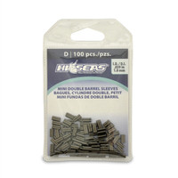 Hi Seas Mini Double Sleeve 1.0mm 100 Pack