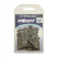 Hi Seas Mini Double Sleeve 1.6mm 100 Pack