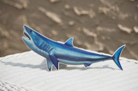 Hitch Cover - Mako Shark