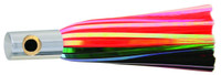 Iland Sail Lure Flasher Black/Electric Red