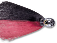 Iland Sea Star Lure Silver Head Red/Black
