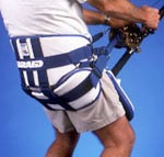 inchBraid Fighting Belt - Power Play Kit- Includes Belt and HarneSS
