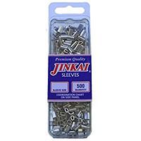 Jinkai Aluminum Sleeves 500 Pack Size C: 600#