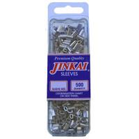 Jinkai Aluminum Sleeves 500 Pack Size J: 60-100#