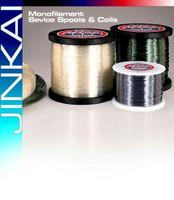 Jinkai Mono Service Spool 550yd Clear Test: 150