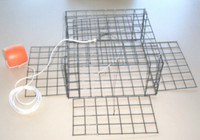 Kevins Crab Traps - Crab Trap with float and line