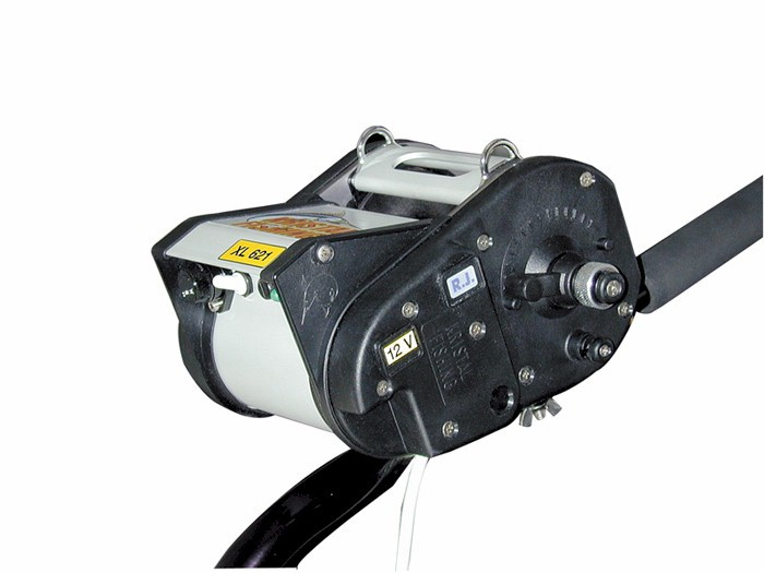 Kristal electric deep drop reel combo xl621c for Electric fishing rod