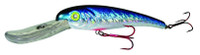 Manns Stretch 30 Deep Diving Lure Chrome Blue