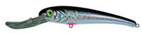 Manns Stretch 25 Deep Diving Lure Chrome Black