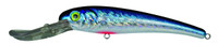Manns Stretch 25 Deep Diving Lure Chrome Blue
