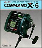 Miya Epoch Electric Fishing Reel CX-6 NS Super