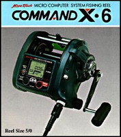 Miya Epoch Electric Fishing Reel CX-6 GT Pro