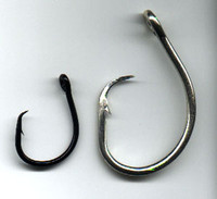 Mustad Demon Circle Hooks 11/0 100 Hooks Per Box