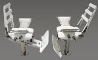 Nautical Design Inc. FFC-130 Knockdown Footrest Option